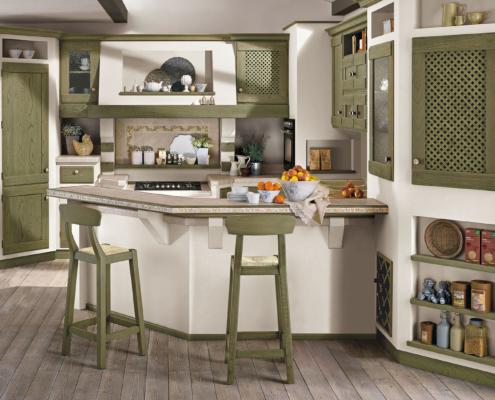 Cucine Lube Borgo Antico Anita