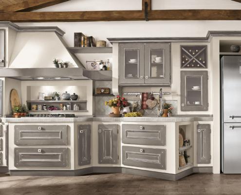 Cucine Lube Borgo Antico Beatrice
