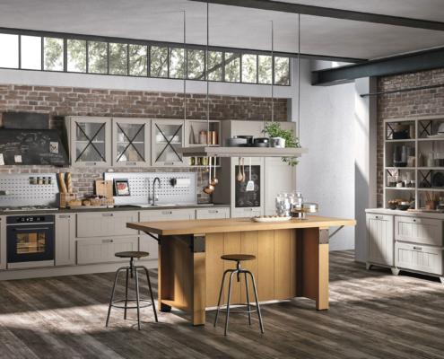 Cucine Lube Borgo Antico Provenza
