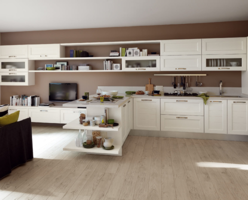 Cucine Lube e Creo Kitchens Veneto e Trentino Alto Adige