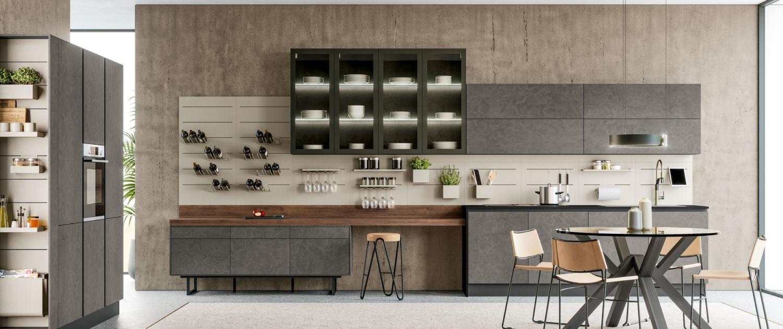 Offerte Cucine Componibili Lube.Cucine Lube Veneto E Trentino Cucine Lube E Creo Kitchens